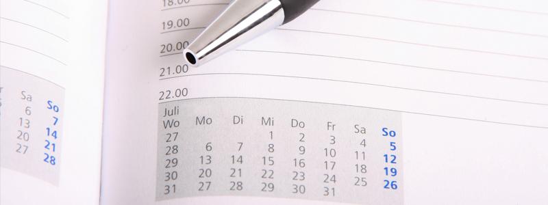 予約カレンダー更新しました